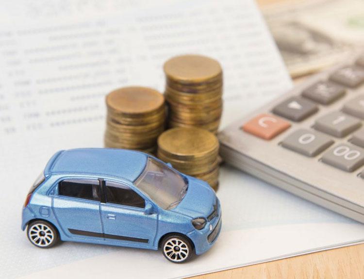 Assurance de prêt pour une voiture